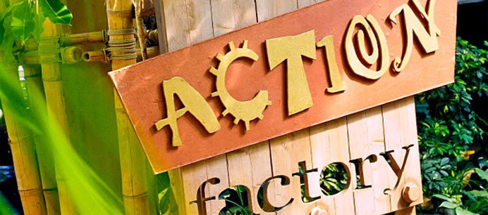 action factory huttenheugte