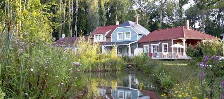 cottages lac d'ailette
