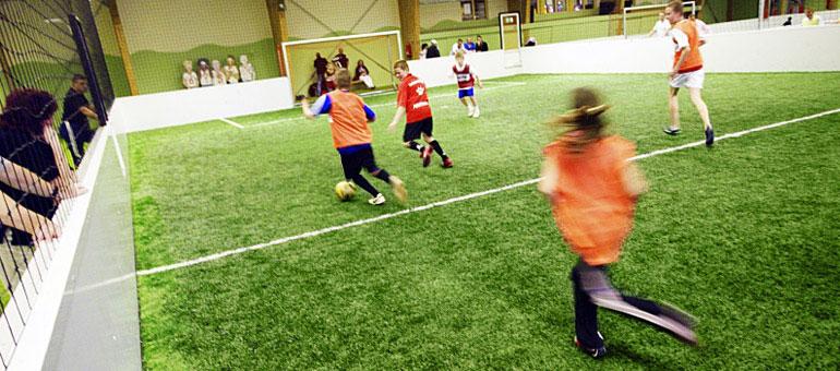 indoor minivoetbal