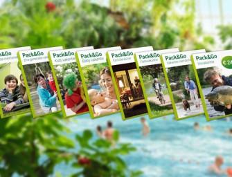 Alle Pack&Go Vakanties Op Een Rijtje