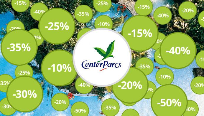 Center Parcs Actiecodes, Kortingen en Aanbiedingen