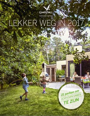 center parcs brochure 2017