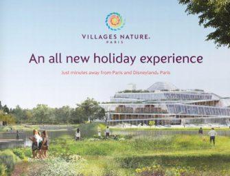 Maak kennis met Villages Nature Parijs