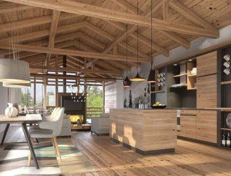 Design bungalows in Park Allgau