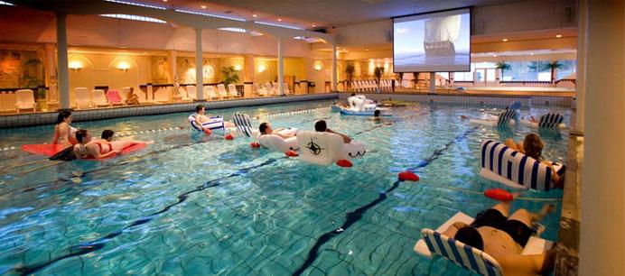 aqua cinema center parcs zandvoort