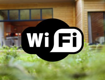 WiFi in je Center Parcs Cottage