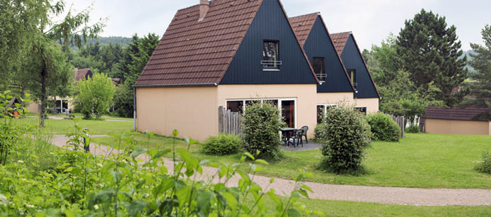 cottages bungalows park eifel