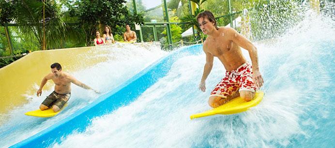 flow rider aqua mundo