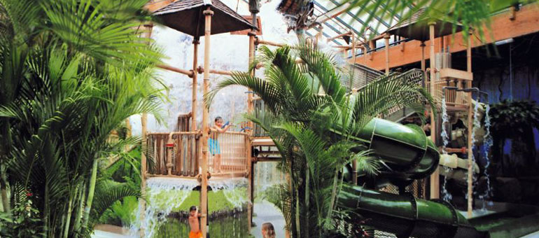 waterboom center parcs les bois-francs