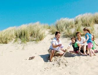 Alle Center Parcs Vakantieparken aan Zee