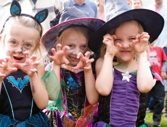 Binnenkort is het weer Halloween bij Center Parcs