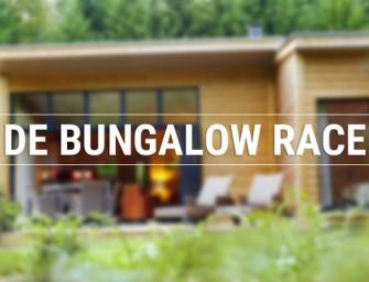 De Bungalow Race is weer van start gegaan