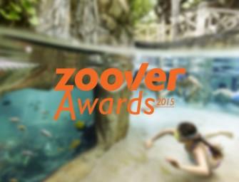 Center Parcs Genomineerd voor ZooverAward