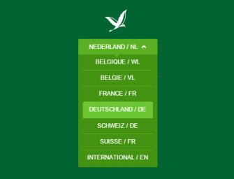Tip: Boek Center Parcs via Duitse / Belgische / Franse Site