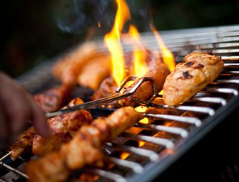 Barbecue in Center Parcs: onze tips