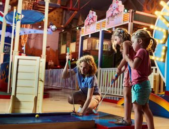 Kinderactiviteiten binnen: ga voor een dagje Center Parcs