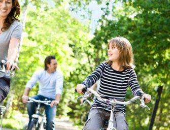 Een Center Parcs fietsvakantie
