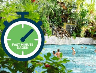 Fast Minute dagen bij Center Parcs