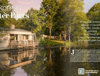 De Center Parcs brochure 2020