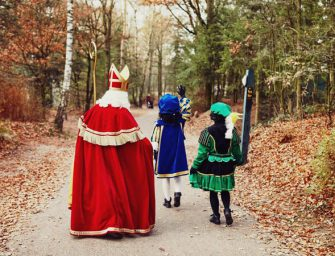 Sinterklaas in Center Parcs