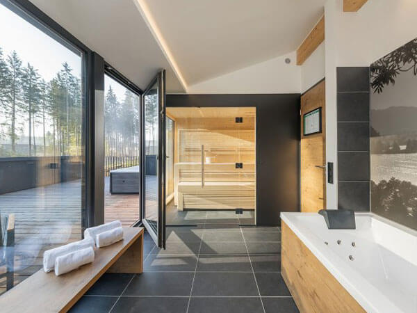 center parcs wellness cottage in park allgau