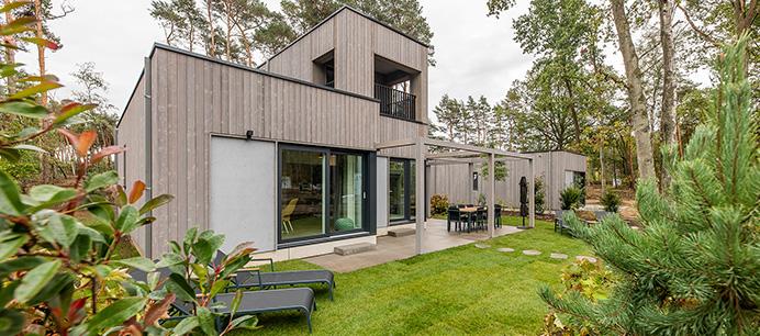 vip en exclusive cottage in het terhills resort